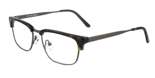 19 (C1) Children's Glasses Transparent / Tortoise Shell