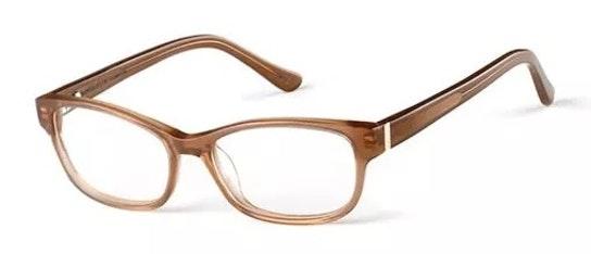 Lauren (103) Glasses Transparent / Dark Brown