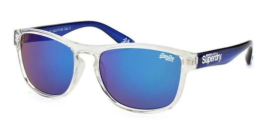 Rockstar SDS 175 Men's Sunglasses Blue / Transparent