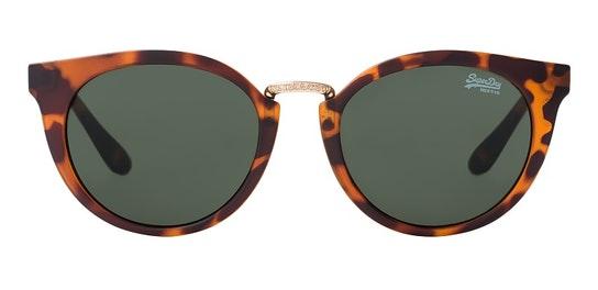 Girlfriend SDS 102 Women's Sunglasses Green / Tortoise Shell
