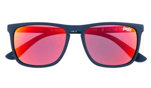 Shockwave SDS 189 Men's Sunglasses Red / Blue