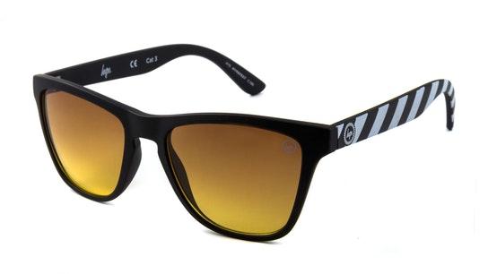 Fest (C196) Youth Sunglasses Orange / Black