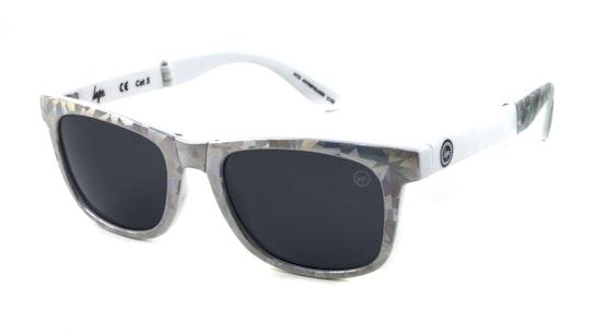 Folder (C113) Youth Sunglasses Blue / Silver