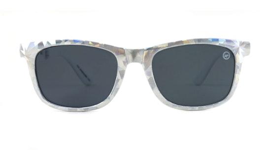 Folder Youth Sunglasses Blue / Silver