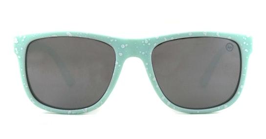 Retro Youth Sunglasses Grey / Green