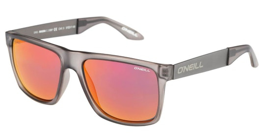 Magna 108P (108P) Sunglasses Red / Grey