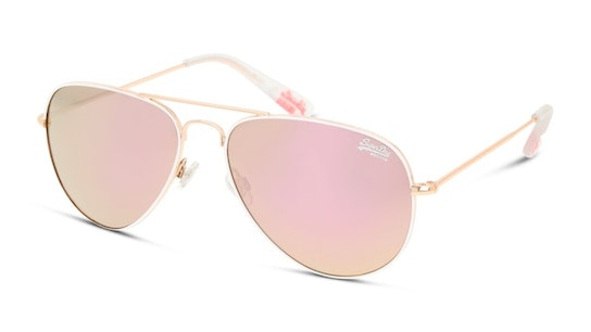 Heritage SDS 201 Women's Sunglasses Pink / Gold