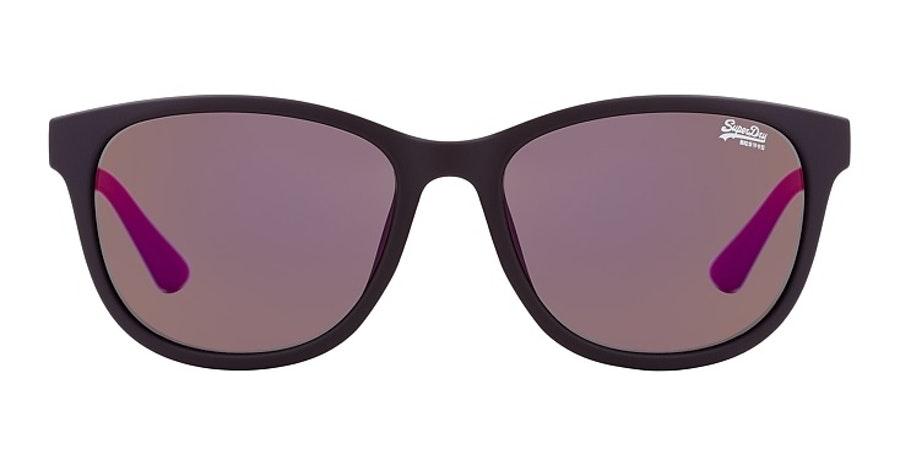 Superdry Lizzie SDS 161 (161) Sunglasses Pink / Violet