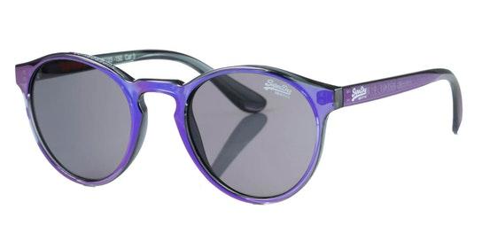 Shockwave SDS 185 Unisex Sunglasses Grey / Blue