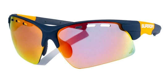 Sprint SDS 106 Men's Sunglasses Red / Blue