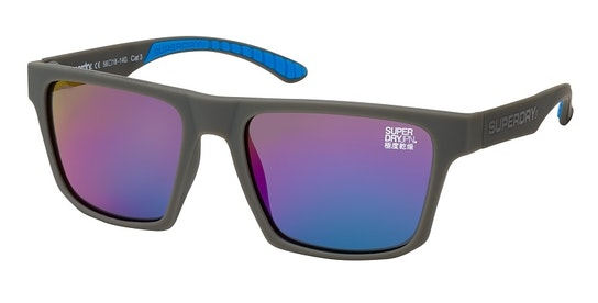 Urban SDS 108P Men's Sunglasses Blue / Grey