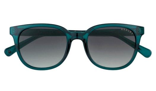 Peri Women's Sunglasses Green / Green