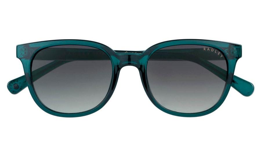Radley Peri (107) Sunglasses Green / Green