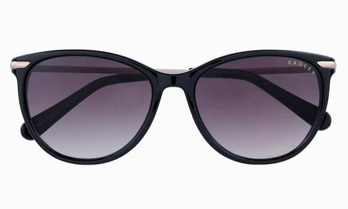 Tassia Women's Sunglasses Grey / Black
