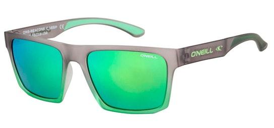 Beacons 165P (165P) Sunglasses Green / Grey
