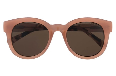 Elspeth Women's Sunglasses Brown / Pink