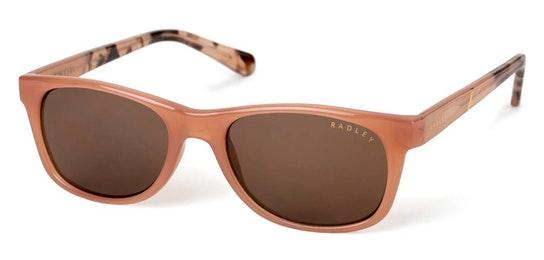 Fia Women's Sunglasses Brown / Pink