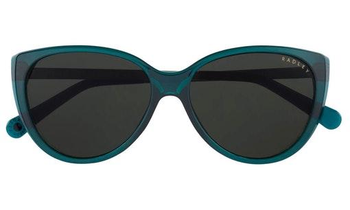 Genna Women's Sunglasses Brown / Green