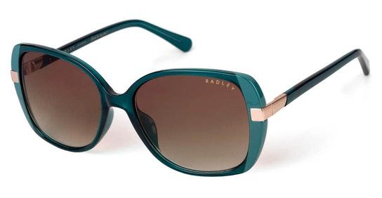 Morwenna Women's Sunglasses Brown / Green