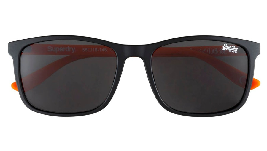Superdry Hacienda SDS 104 (104) Sunglasses Grey / Black