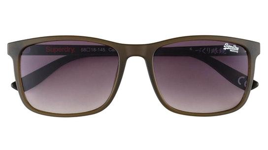 Hacienda SDS 109 Men's Sunglasses Grey / Green
