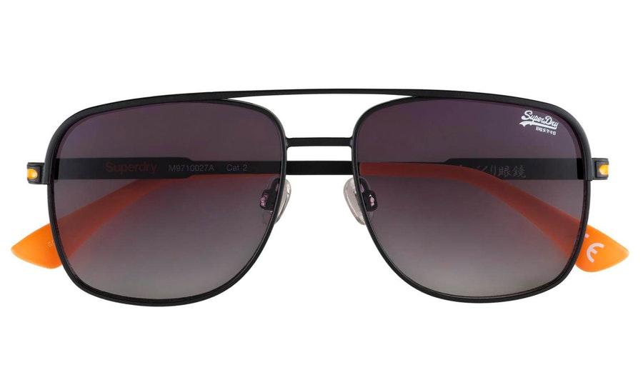 Superdry Miami SDS 004 (004) Sunglasses Grey / Black