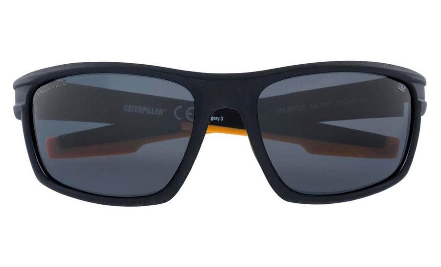 Caterpillar Motor 104P (104P) Sunglasses Grey / Black