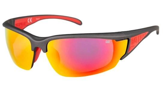 Stator 108P (108P) Sunglasses Red / Grey