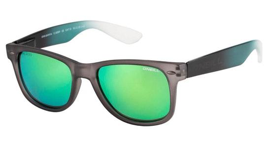 Sanya 165P (165P) Sunglasses Green / Grey