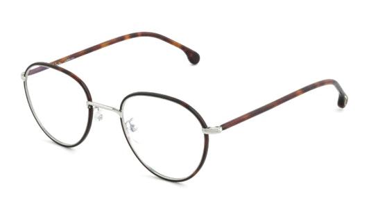 Albion PS OP003V1 (002) Glasses Transparent / Tortoise Shell