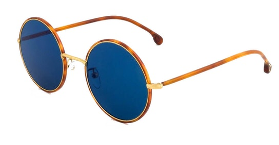 Alford PS SP004V2 (03) Sunglasses Blue / Havana
