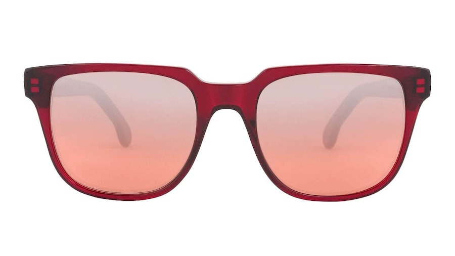 Paul Smith Aubrey PS SP010 (03) Sunglasses Red / Red