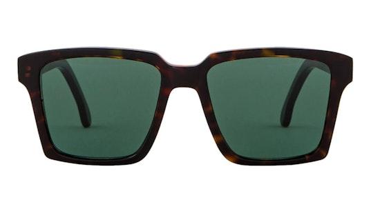 Austin PS SP011 (06) Sunglasses Green / Havana