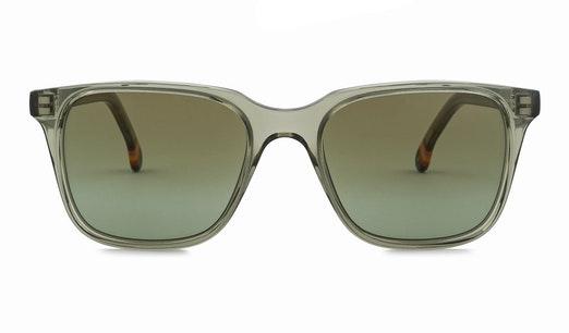 Cosmo PS SP026 (04) Sunglasses Green / Transparent