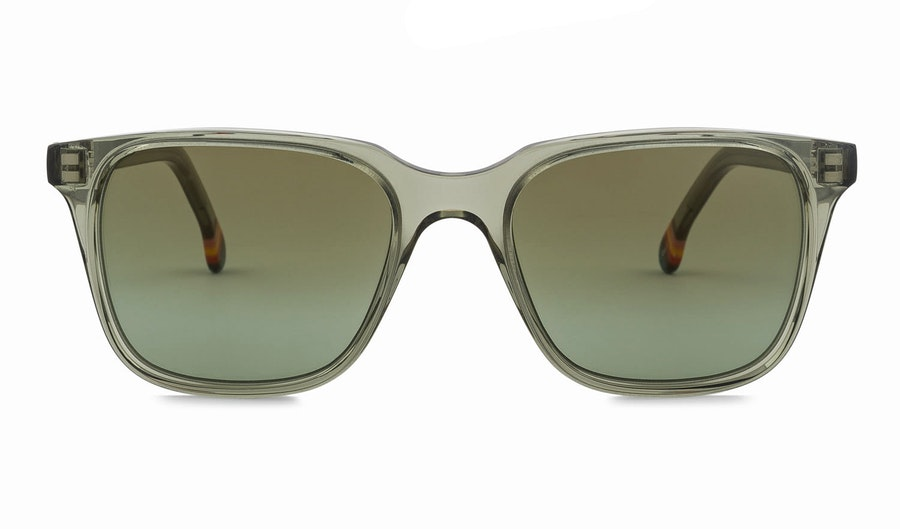 Paul Smith Cosmo PS SP026 (04) Sunglasses Green / Transparent