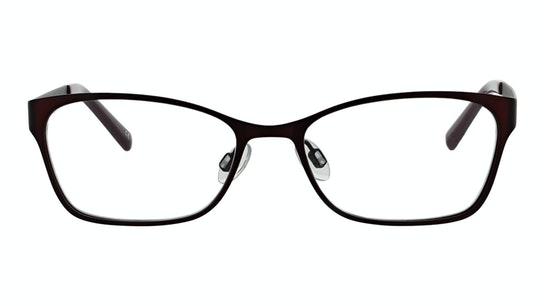 Wallflower (C1) Glasses Transparent / Red