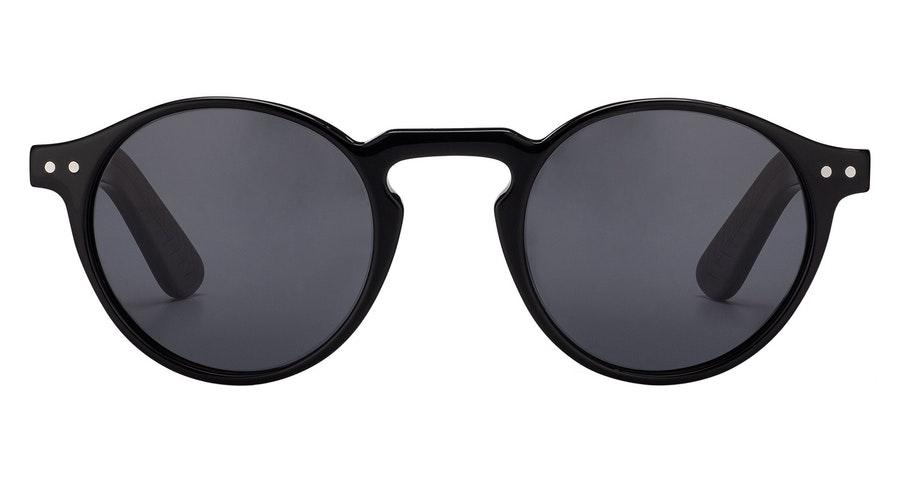 Spitfire Cut Eight (BK-BK) Sunglasses Grey / Black