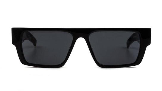 Cut Six Men's Sunglasses Grey / Black