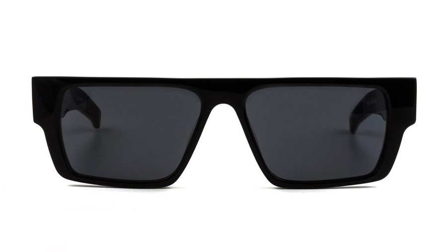 Spitfire Cut Six Men's Sunglasses Grey / Black