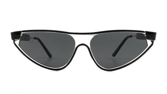 Snip Women's Sunglasses Grey / Transparent