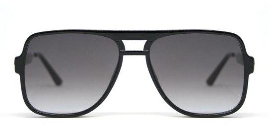 Orbital Men's Sunglasses Grey / Black