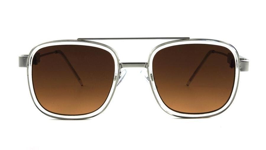 Spitfire DNA 4 Men's Sunglasses Brown / Transparent