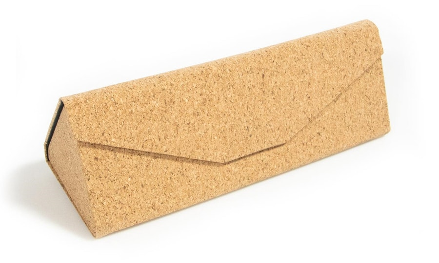 Glasses Case Cork Folding Case Regular