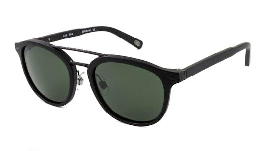 Axe (BLK) Sunglasses Green / Black