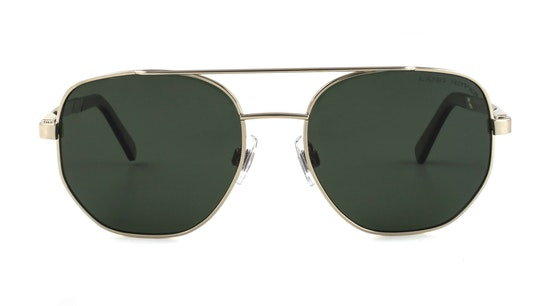 Foss (GLD) Sunglasses Grey / Gold