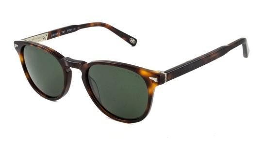 Gisburn (TRT) Sunglasses Grey / Tortoise Shell