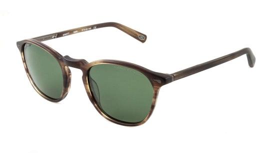Knott (SBR) Sunglasses Grey / Brown