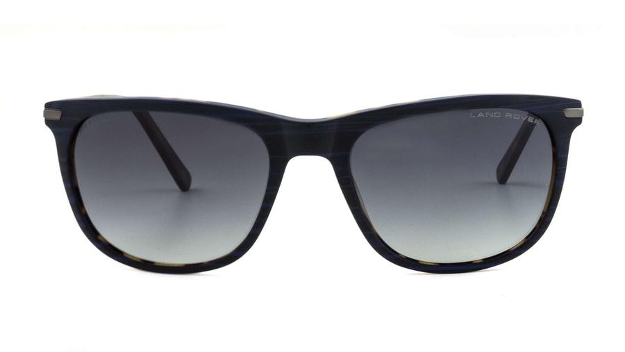 Land Rover Finstock Men's Sunglasses Grey / Blue