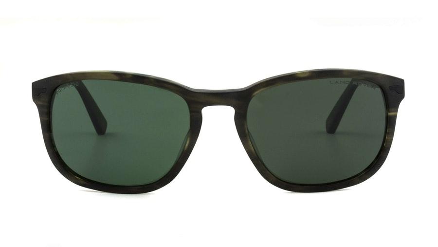 Land Rover Etive (GRN) Sunglasses Green / Green