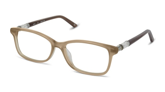 SP03 Women's Glasses Transparent / Brown